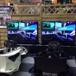 Bernax Race Simulators - Verstappen