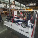 F1 Showcar huren