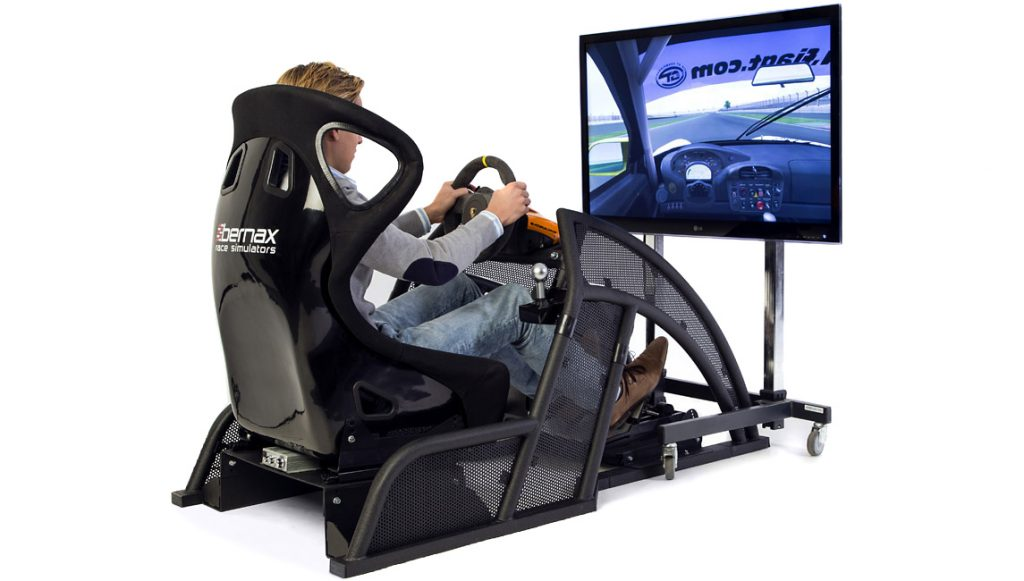 GT / Rally-simulator - Bernax
